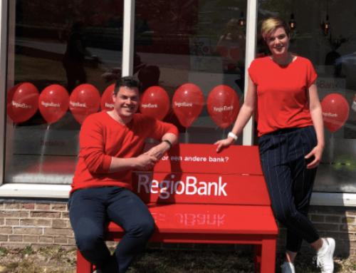 Hoera! RegioBank in Steenwijk opent haar deuren